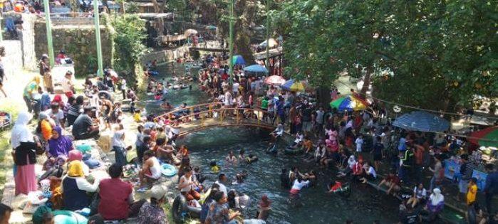 Tradisi Padusan Yogyakarta