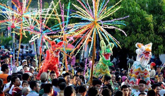 Tradisi Dugderan Semarang menyambut bulan ramadan