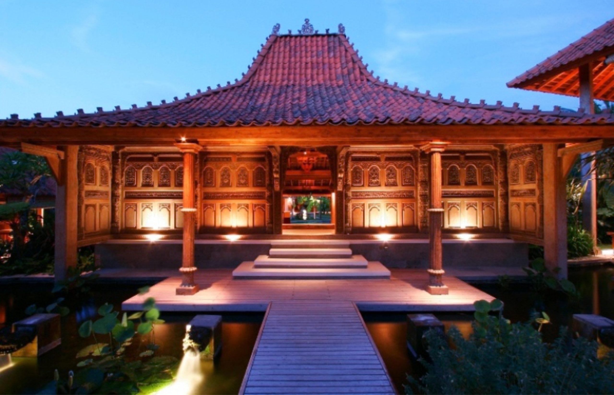 Rumah Adat provinsi Yogyakarta
