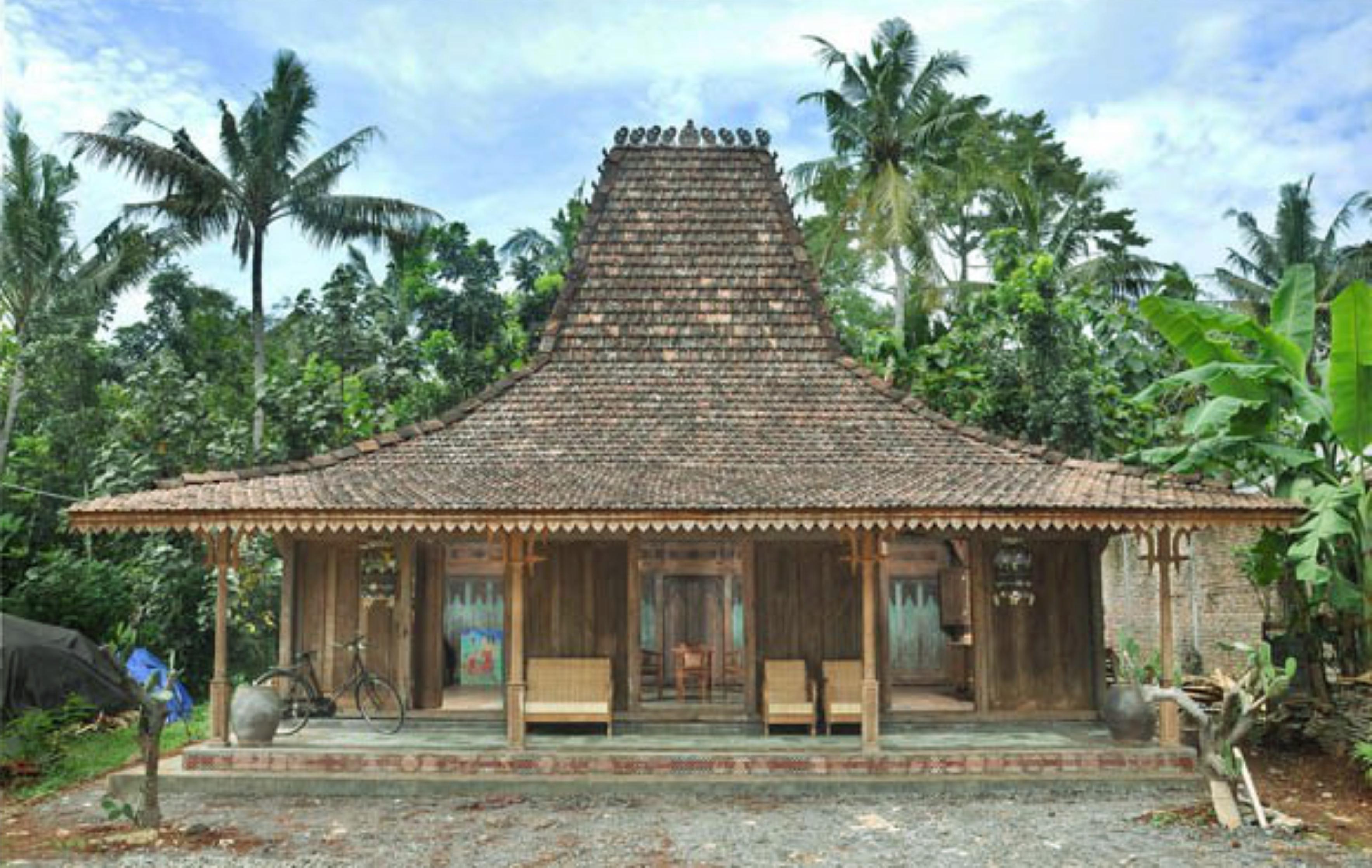 Rumah Adat Provinsi Jawa Tengah